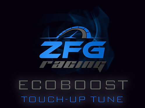 ZFG Racing Ford EcoBoost Touch-Up Tune