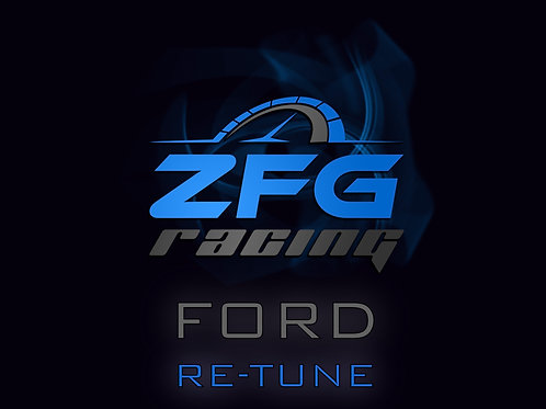 ZFG Racing Ford Re-Tune