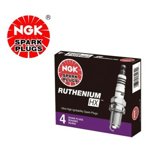Set of 6 NGK LTR7BHX (95605) Spark Plug