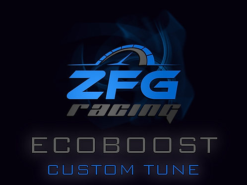 DEALER ONLY ZFG Racing Ford EcoBoost Custom Tune