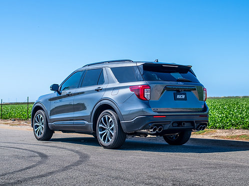 2020 Ford Explorer ST Cat-Back Exhaust ATAK