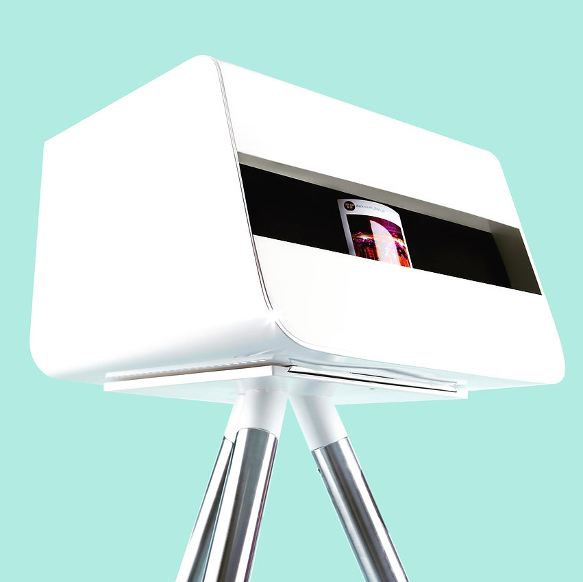 Instagram Photo Printer and Photo booth Hire Sydney
