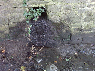 Polluting Outfall