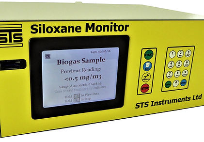 STS Siloxane Monitor