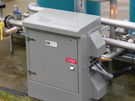 STS ready to install at Yorkshire Water