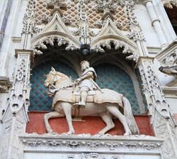 Statue de Louis XII