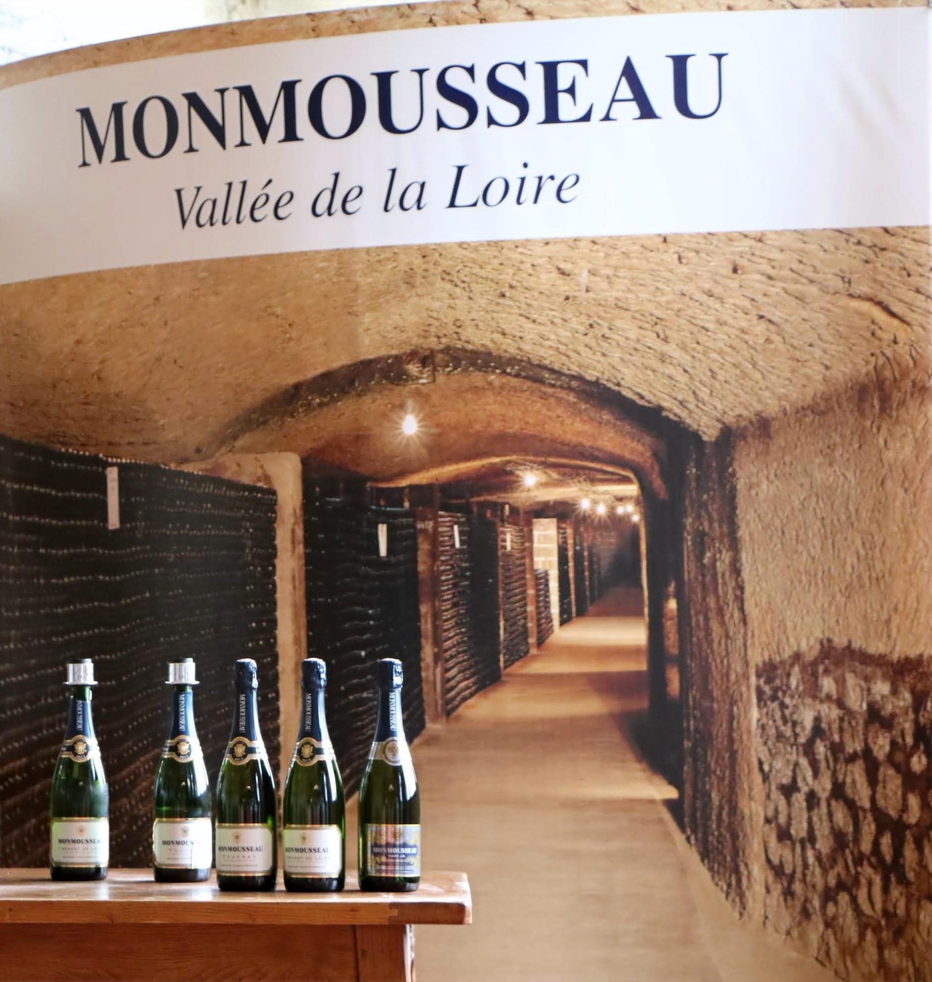 Visites caves Monmousseau ~ Montrichard