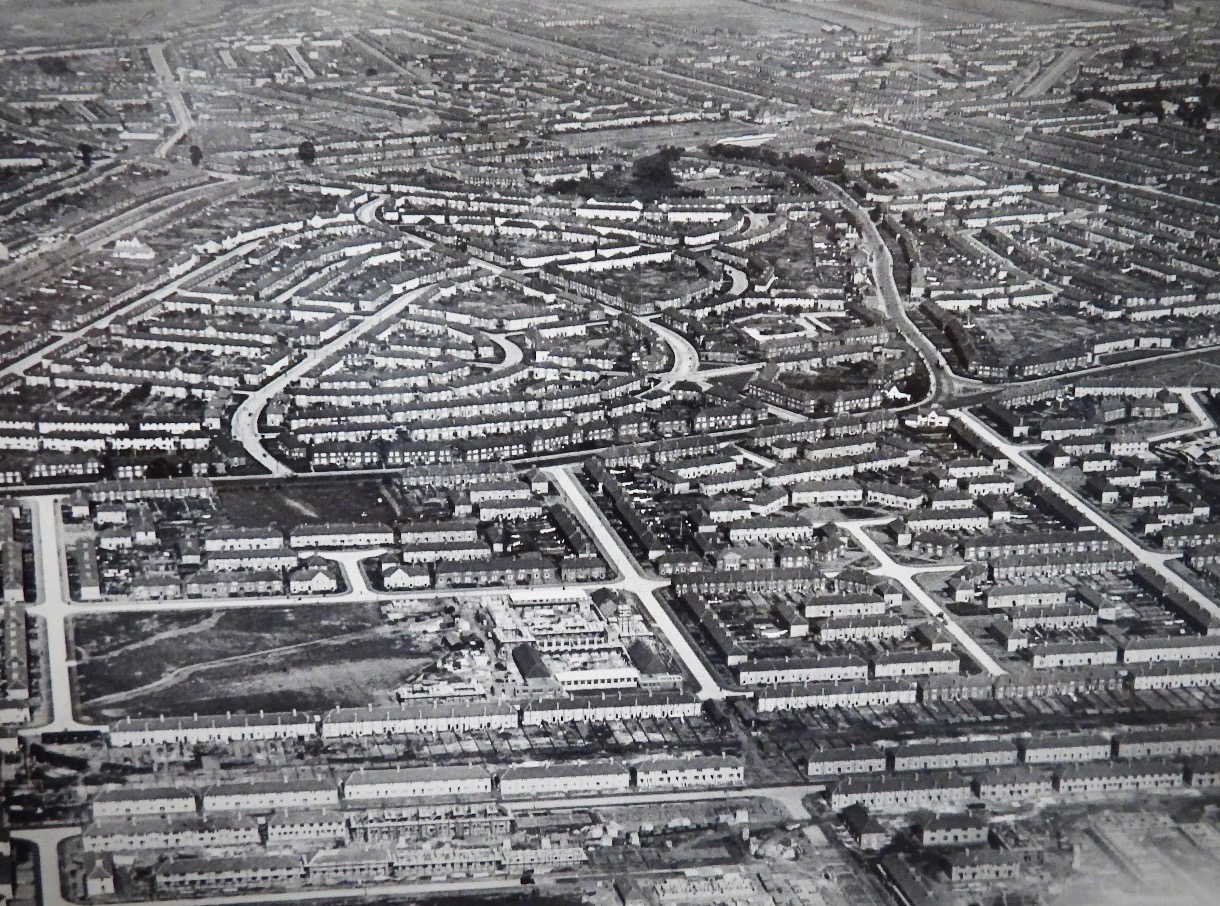 The Becontree Estate c. 1930