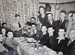 'Gerhard Munnin's (Jumbo's) Xmas 1948' from Phoebe Norris Kirk's private photo album