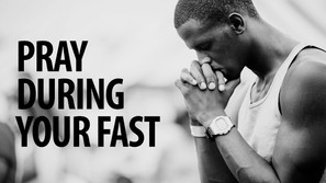 How to fast—what does the Bible say?