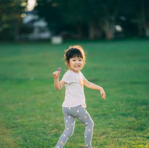 Summer Fun--On the Grass.JPG