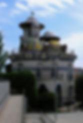 Jujol: Torre de la Creu, Sant Joan Despi