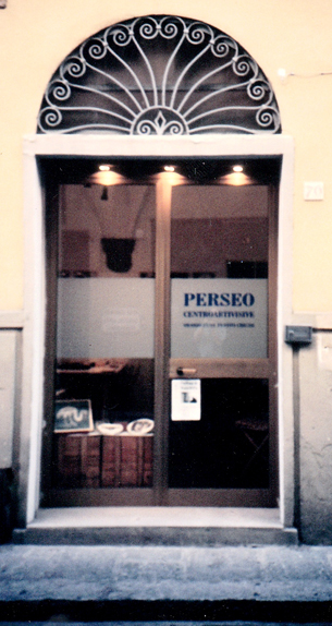 Entrata Perseo via de' Pepi