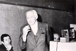 Conferenza di Bruno Bearzi
