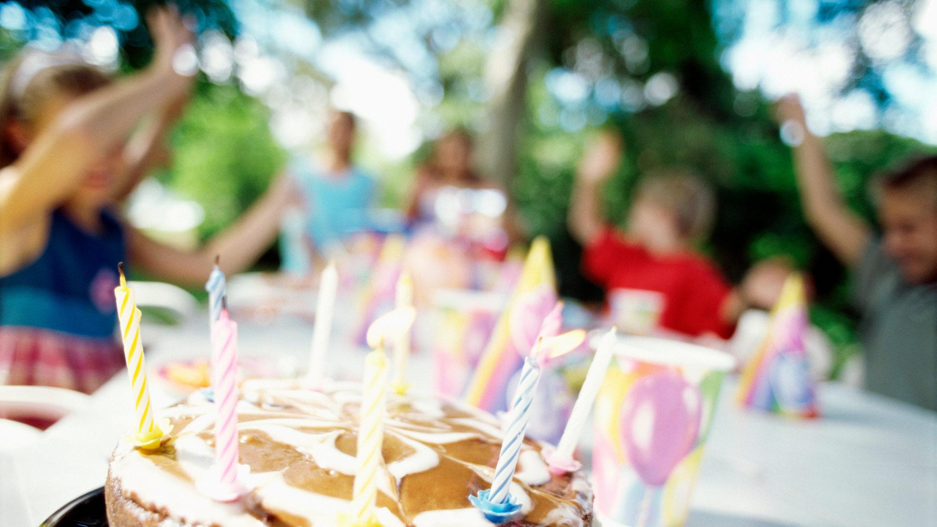 Geburtstagsparty für Kinder als kreativer Schmuck Workshop im Großraum Bonn/Köln