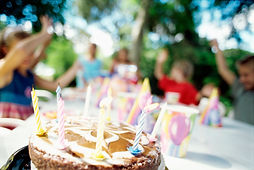 Gâteau d'anniversaire