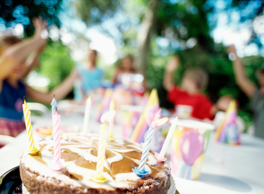 How to navigate birthday parties with a child who has sensory processing disorder