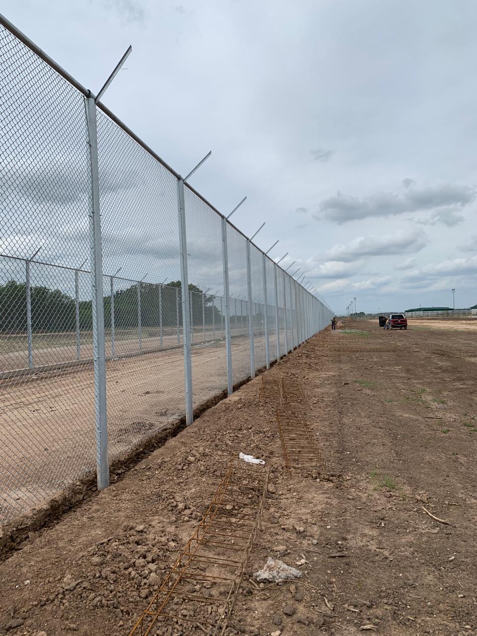 Alambrado para cárceles
