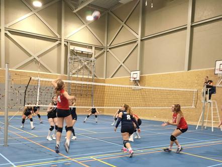 Dames Jumbo ZVH winnen ook in Rijswijk