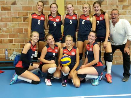 Nesselande MA1 succesvol in eerste toernooi