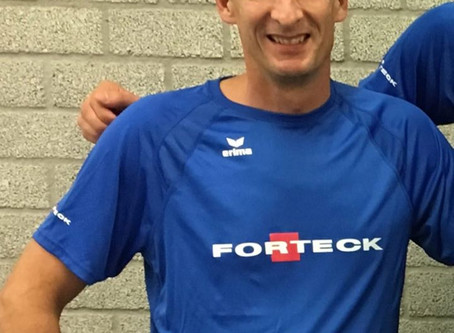 Herenteams ZVH Volleybal vol vertrouwen het nieuwe seizoen in.