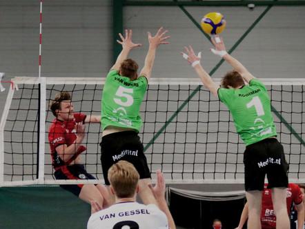 RECO ZVH sluit volleybal seizoen in stijl af