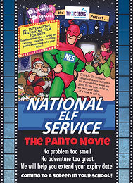 National Elf Service The Movie Poster.jp