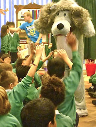 Educational pantomime for primary schools