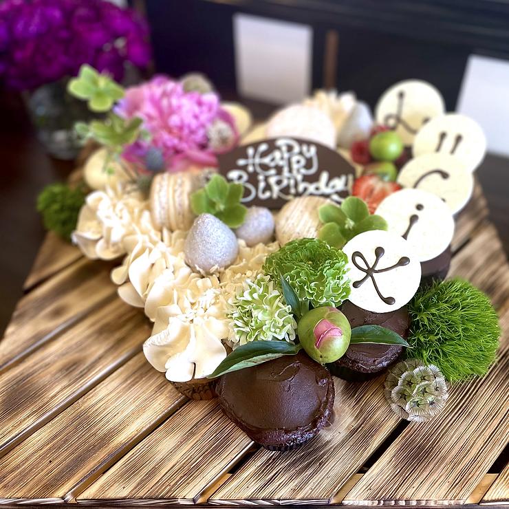 Brioche Custom Cake