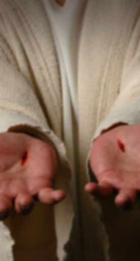 The Hands of Jesus showing scars.jpg