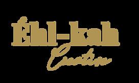 Ehl-Kah New Logo GOLD.png