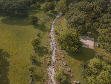 Creek Shot Collapse