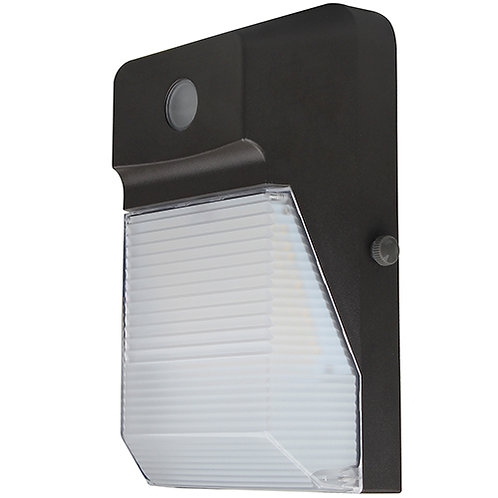 LED Wall Pack with Photo Cell - 20W - 2,147 Lumens - DLC Standard - UL Listed -
