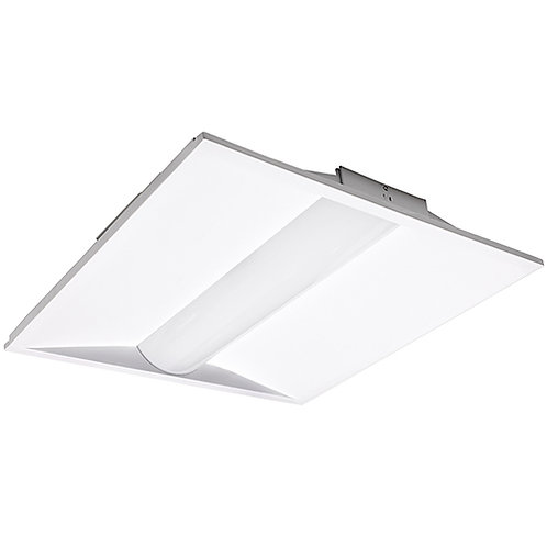 LED 2x2 Premium Center Basket - 40W - Up to 4,576 Lumens - UL Listed - Dimmable