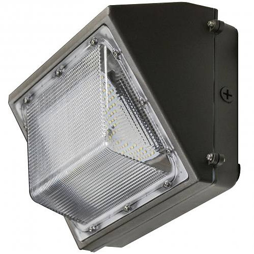 60 Watt LED Traditional Wall Pack - 6,983 to 7,052 Lumens - DLC Standard - cULus