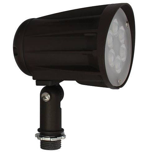LED Security/Landscape/Flood Light - 42W - Up to 4,800 Lumens - Knuckle Mount In