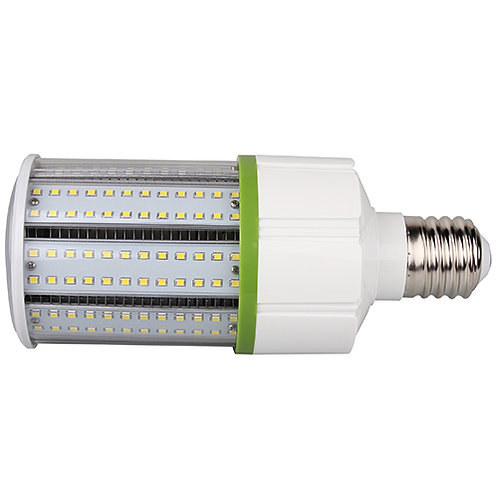 LED Corn Light - 30W - 3,373 Lumens - DLC Approved - UL Listed - 5K - 120-277V