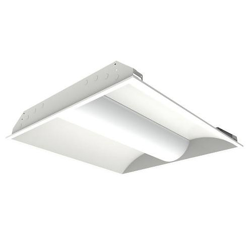 LED 2x2 Center Basket - 30W - Up to 3,823 Lumens - UL Listed - Dimmable - 3K/35K