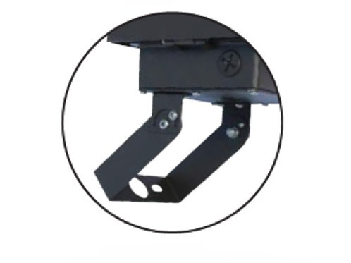 Trunion Mount for LED Area/Flood Light
