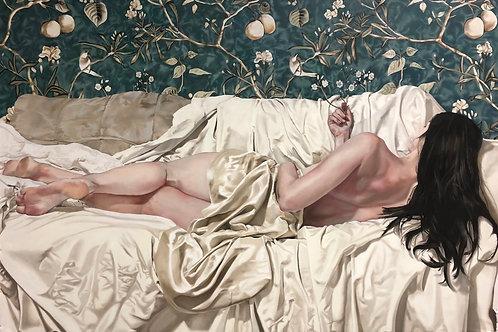 """Tranquil Chaos"" Giclee Fine Art Print"