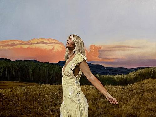 """Embrace"" Giclee Fine Art Print"