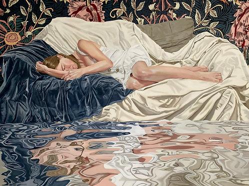 """Shallow Waters"" Giclee Fine Art Print"