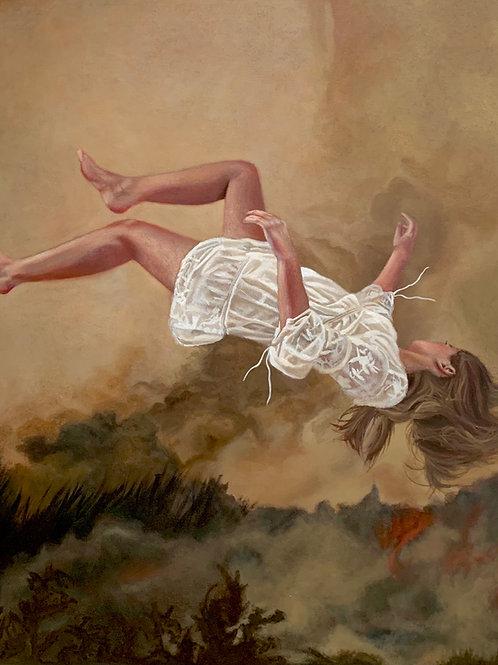 """The Fall"" Giclee Fine Art Print"