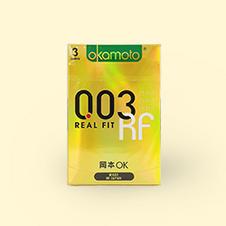 오카모토 0.03 리얼핏 초박형 콘돔