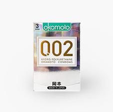 0.02 하이드로우 PU극초박형 콘돔