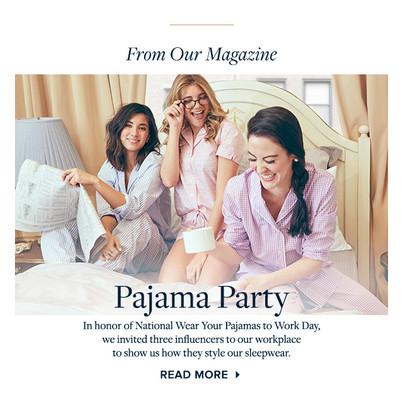 Pajama Promo