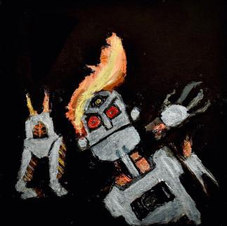 Robots Mimicking Life