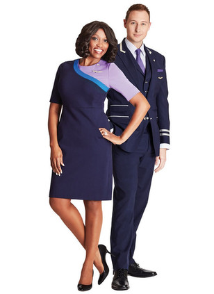 United Airlines Look Books
