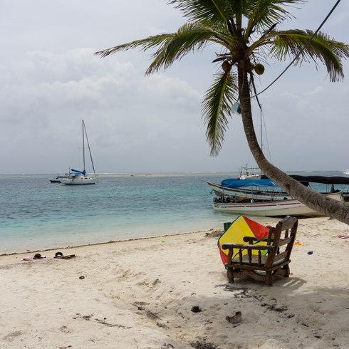Playa Blano, Panama
