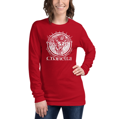 "Bella Charetta ""2020 the Future is Here"" Unisex Long Sleeve Tee"